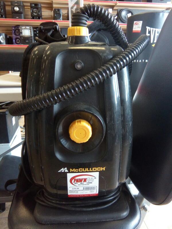 MCCULLOCH Vacuum Cleaner MC1350