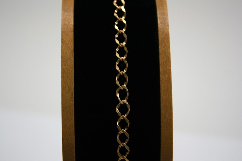 FASHION BRACELET 14K YELLOW GOLD