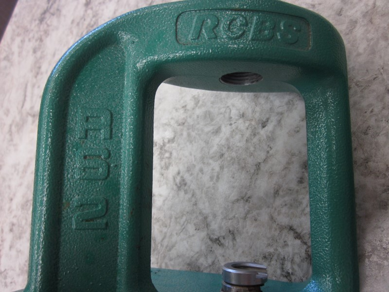 RCBS RS2 RELOADING PRESS