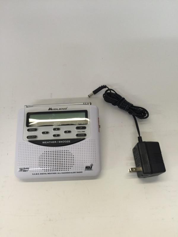 MIDLAND Radio WR-120
