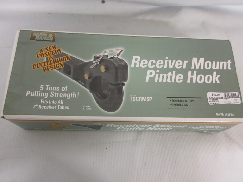 Misc Automotive Tool RECIEVER MOUNT