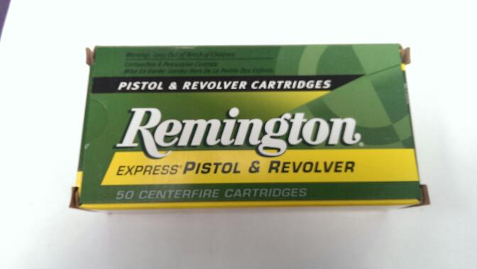 REMINGTON FIREARMS & AMMO Ammunition 38 S&W 146 GR LEAD RN R38SW