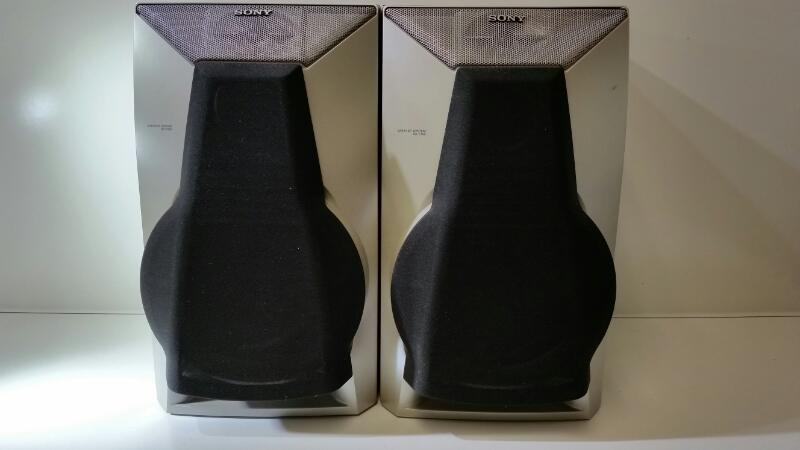 SONY SPEAKERS SS-F150, COMES AS A SET