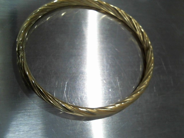 Gold Bracelet 14K Yellow Gold 9.1g