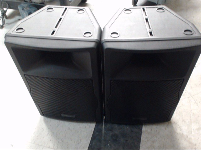 TECHNICAL PRO Speakers ROX15 pair