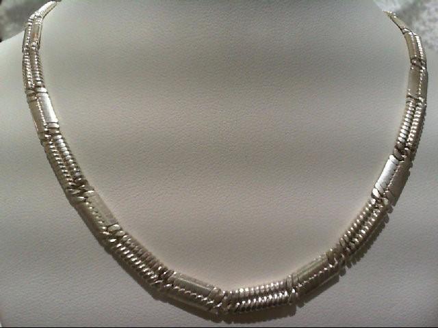 Silver Fashion Chain 925 Silver 30.4g