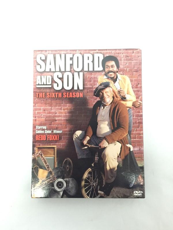 SANFORD & SON: COMPLETE 6TH SEASON LE (1972)