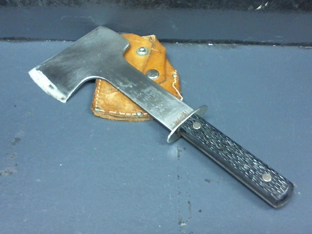 IMPERIAL Hunting Knife AXE