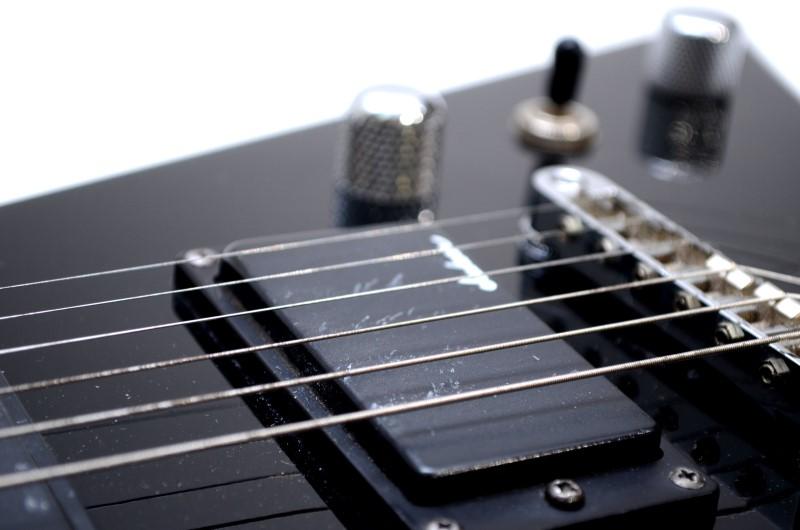 & Jackson 2006 JS30RR Black RH 6-String Electric Guitar