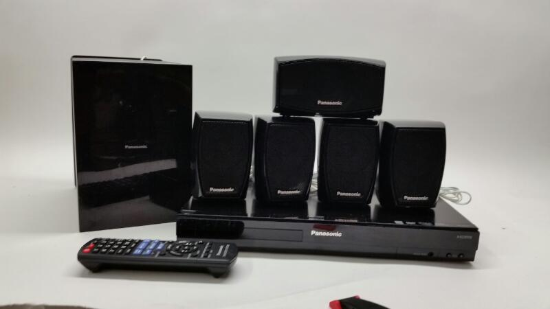 PANASONIC Surround Sound Speakers & System SA-XH70