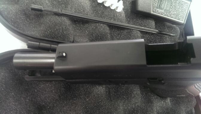 GLOCK Pistol 23 PI2350201