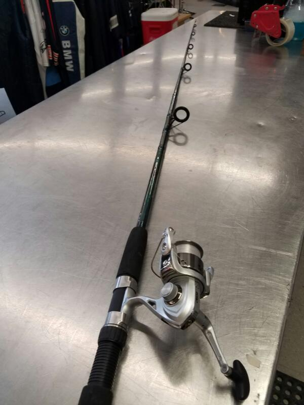 SEAHAWK Fishing Pole CALYPSO