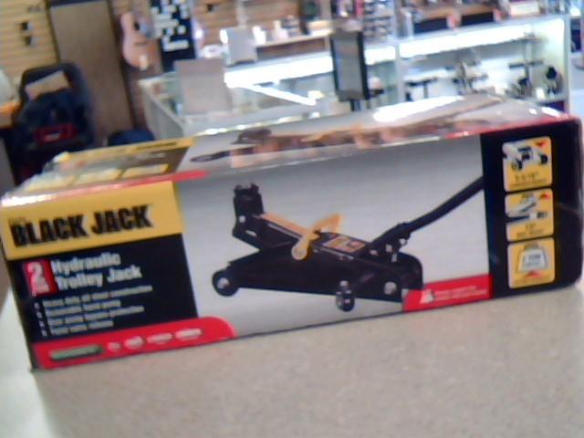 BLACK JACK Floor Jack 2 TON FLOOR JACK