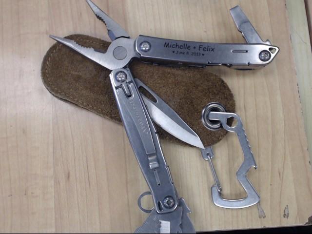 LEATHERMAN Pocket Knife SIDEKICK