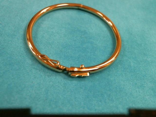 Gold Bracelet 14K Yellow Gold 2.9dwt