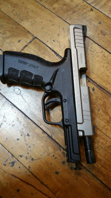 SPRINGFIELD ARMORY Pistol XDG9301HCSP