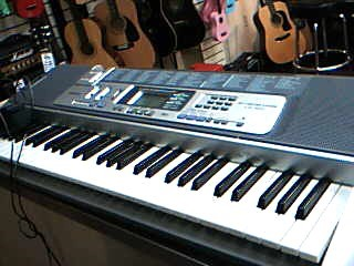CASIO Keyboards/MIDI Equipment LK-100