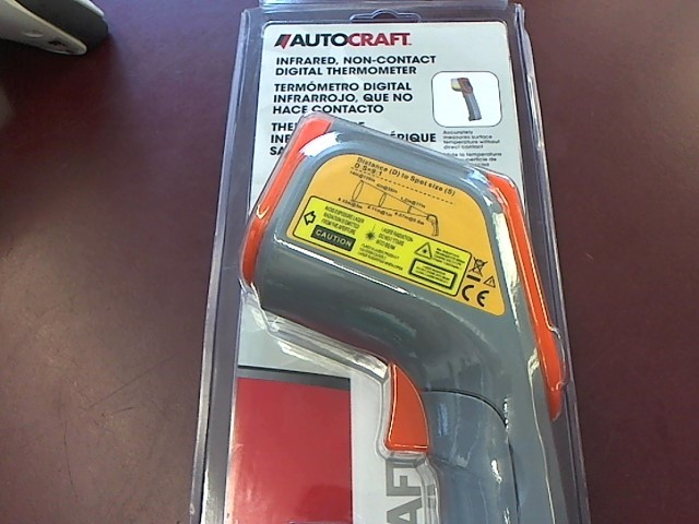AUTOCRAFT INFARED THERMOMETER AC3120
