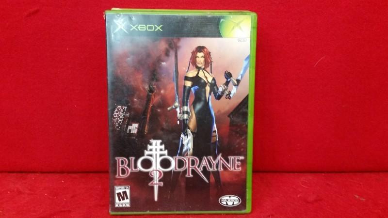 BloodRayne 2 (Microsoft Xbox, 2004)