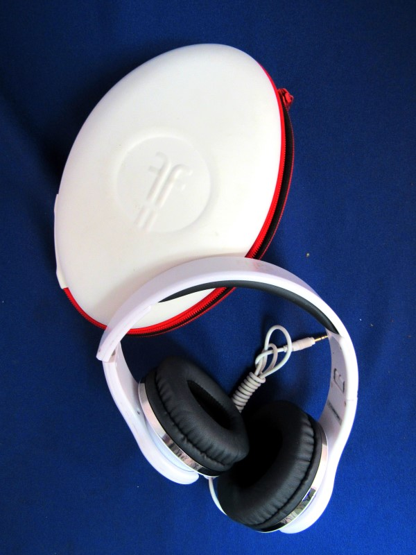 FLIPS AUDIO COLLAPSABLE HEADPHONES
