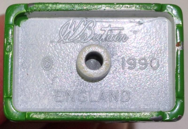 W BRITAIN 1990 41066 LIFE GUARD