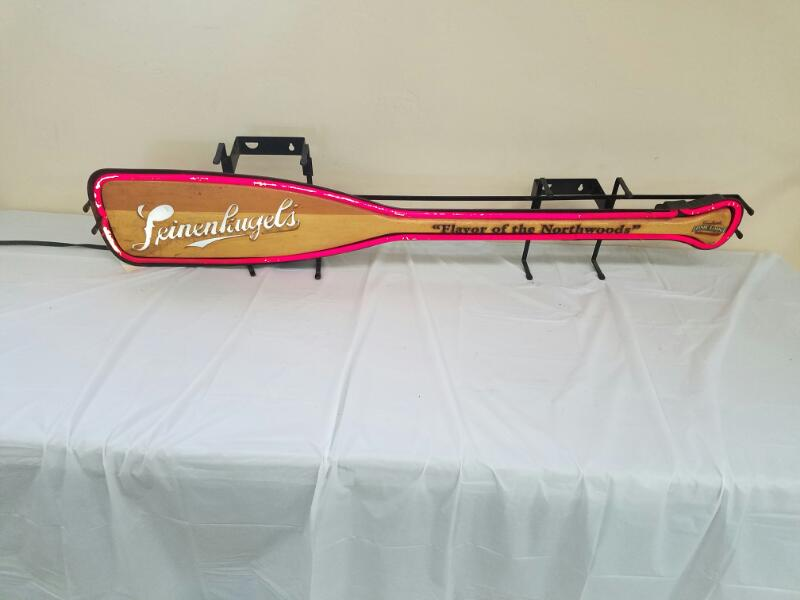 "LEINEN KUGEL ""One of a kind"" NEON SIGN"