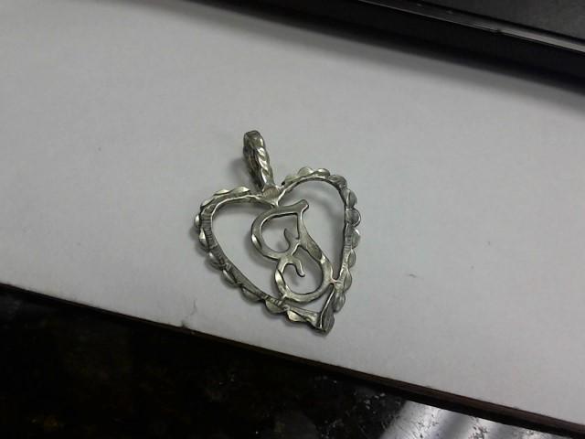 Silver Pendant 925 Silver 1dwt