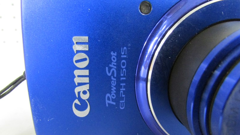 CANON Digital Camera PC2054 - MISSING CHARGER