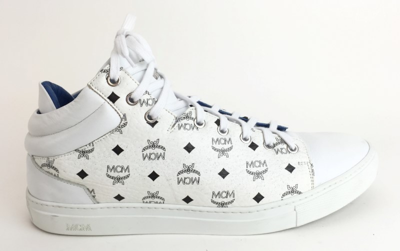 MCM CARRYOVER LOW TOPS