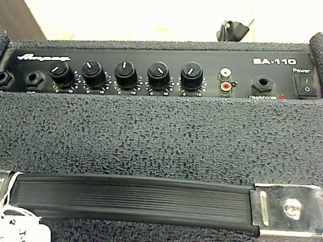 AMPEG Electric Guitar Amp BA-110