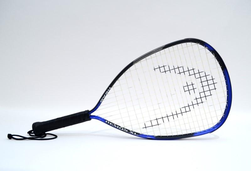 """Head Demon XL Light Weight Raquetball Racquet 3-5/8"""" Grip 22"""" Long>"""