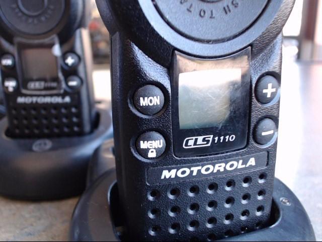 MOTOROLA CLS1110 (3 SET)