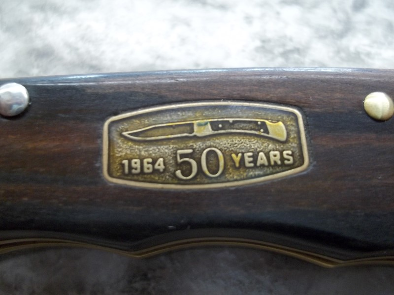 BUCK KNIVES 110 50TH ANNIVERSARY