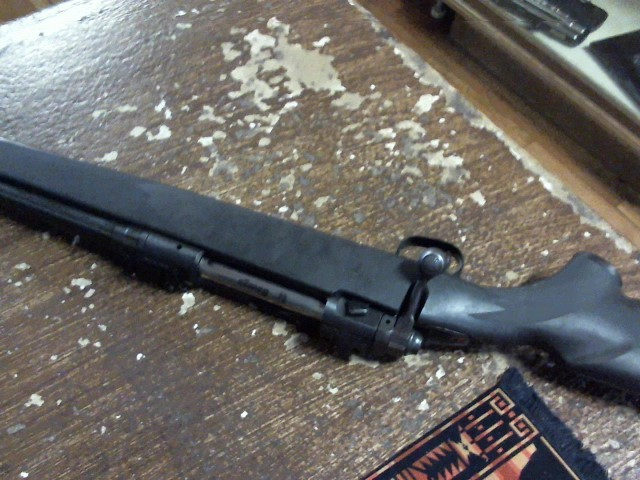 SAVAGE ARMS Rifle MODEL III