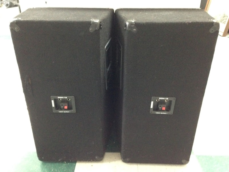 TECHINAL PRO Speaker Cabinet BOM-12 800 watts.