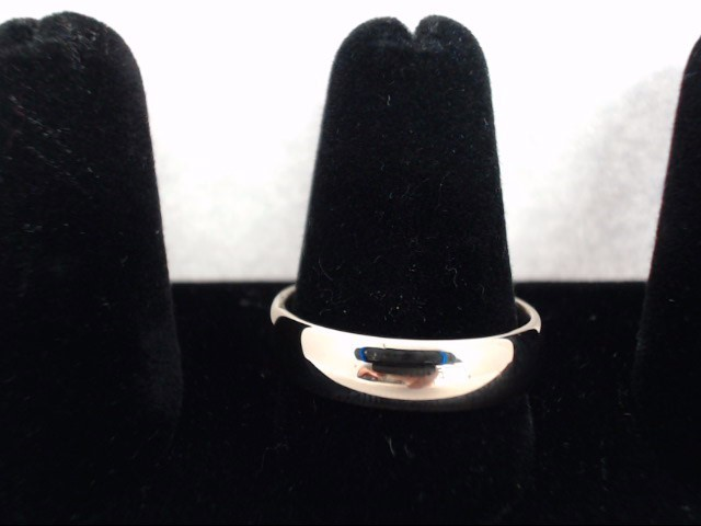 Gent's Gold Wedding Band 14K Yellow Gold 9.2g