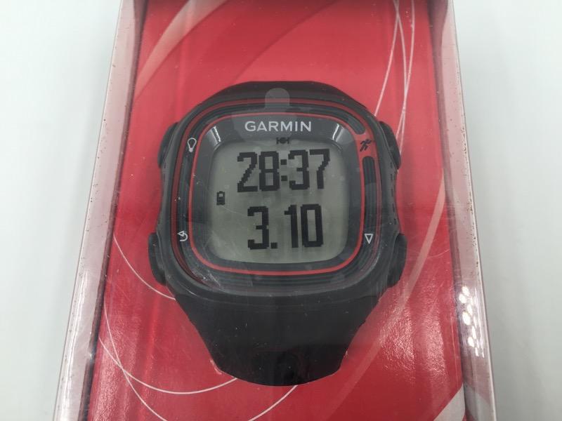 GARMIN FORERUNNER 10 GPS SPORT WATCH CALORIE TRACKER IN ORIGINAL BOX