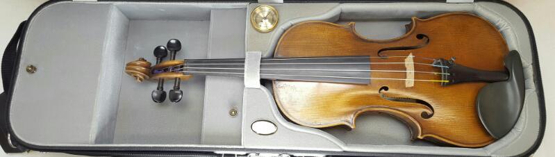 Beautiful Stefan Petrov Guarnerius 4/4 Violin W/Case