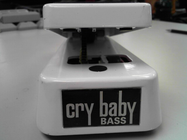 CRYBABY Effect Equipment 105Q