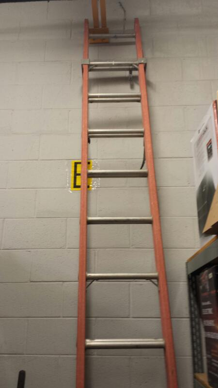 Ladder LADDER 24FT