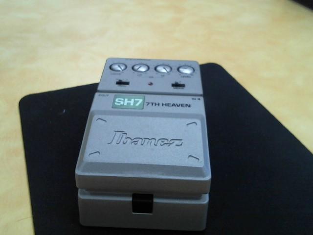 IBANEZ Effect Equipment SH7