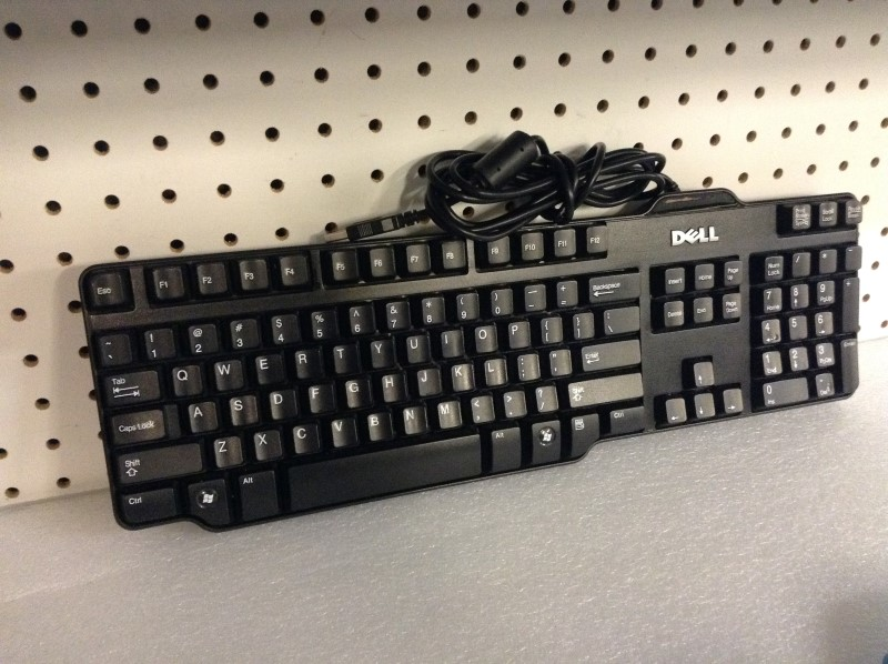 DELL Computer Accessories WIRED KEYBOARD