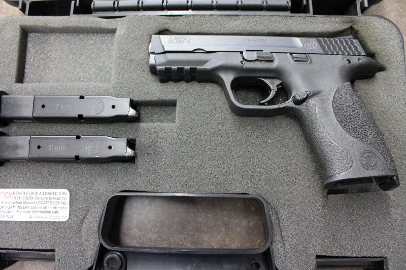SMITH & WESSON Pistol M&P 9 PISTOL