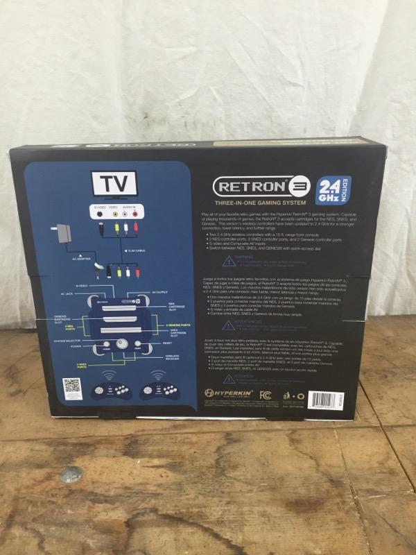 HYPERKIN Game Console RETRON 3