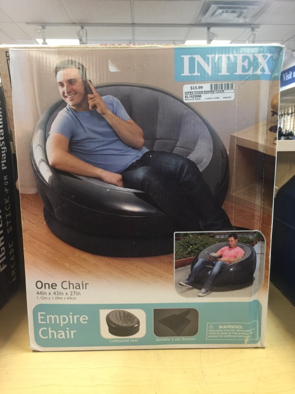 INTEX Chair EMPIRE CHAIR