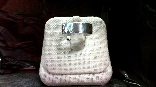 Lady's Silver Wedding Band 925 Silver 4.7g