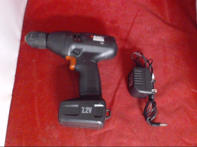 BLACK&DECKER Cordless Drill 9099KC