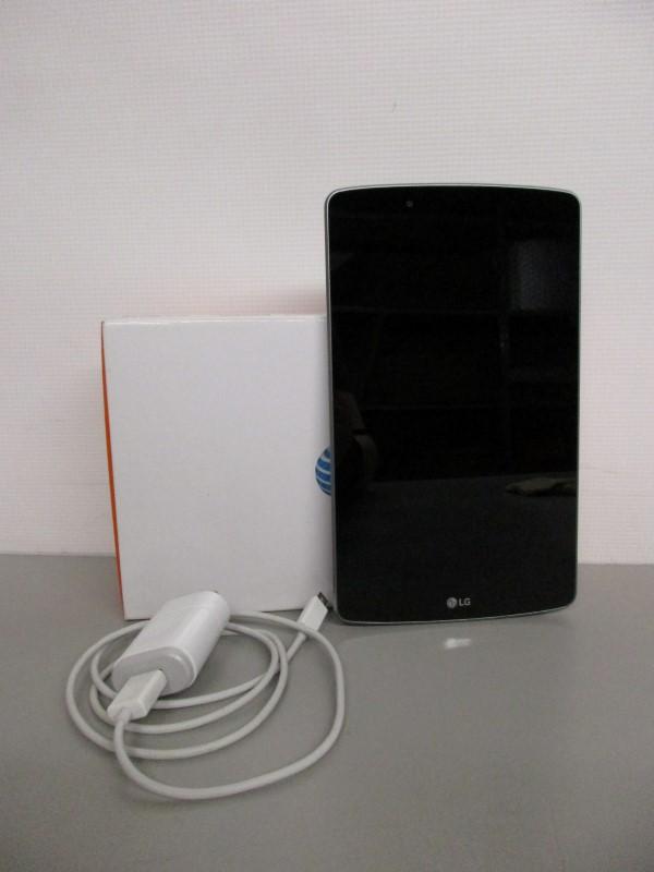 LG G PAD F 8.0, 16 GB, AT&T, SILVER, CLEAN IMEI