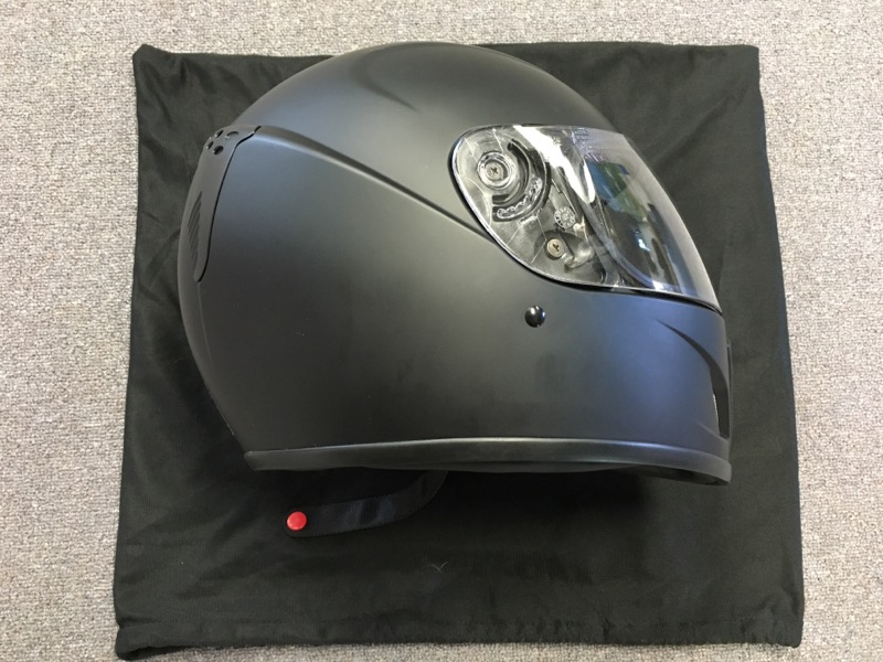 Fulmer - Full Face Ventilated Motorcycle Helmet - Small - AFN4