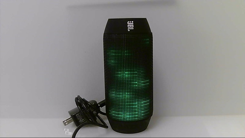 JBL Pulse 2 Portable Splashproof Bluetooth Speaker Black